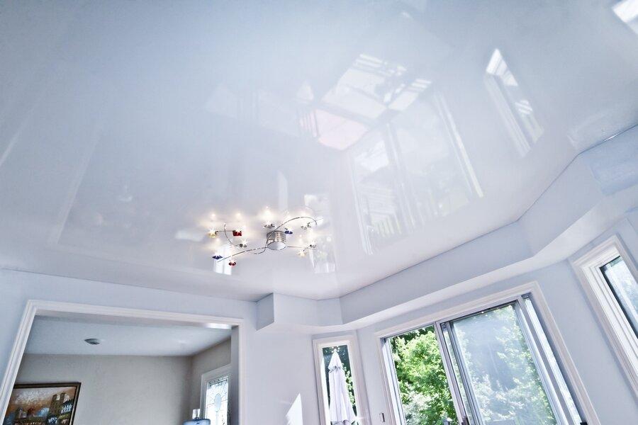 натяжные и подвесные потолки — ZerGood — Подольск, фото №1