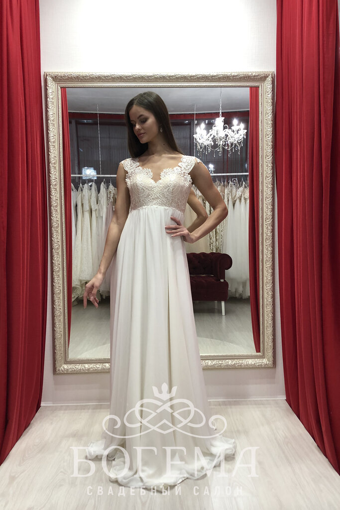 6f11feac7f5 свадебный салон — Богема — Санкт-Петербург
