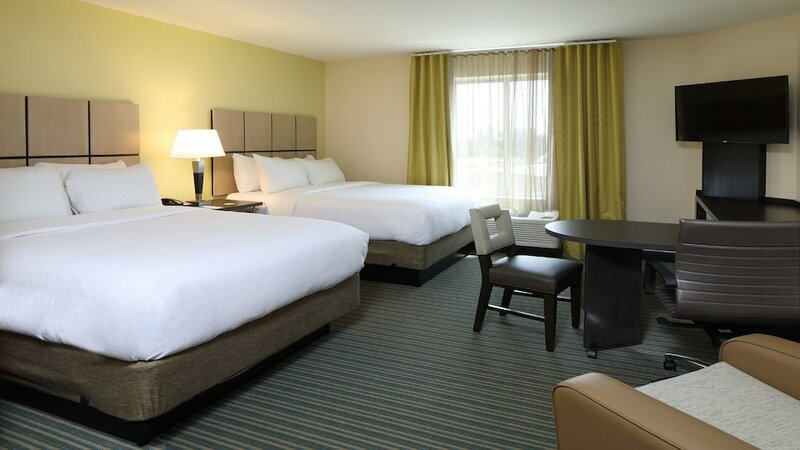 Candlewood Suites Newark South - University Area, an Ihg Hotel