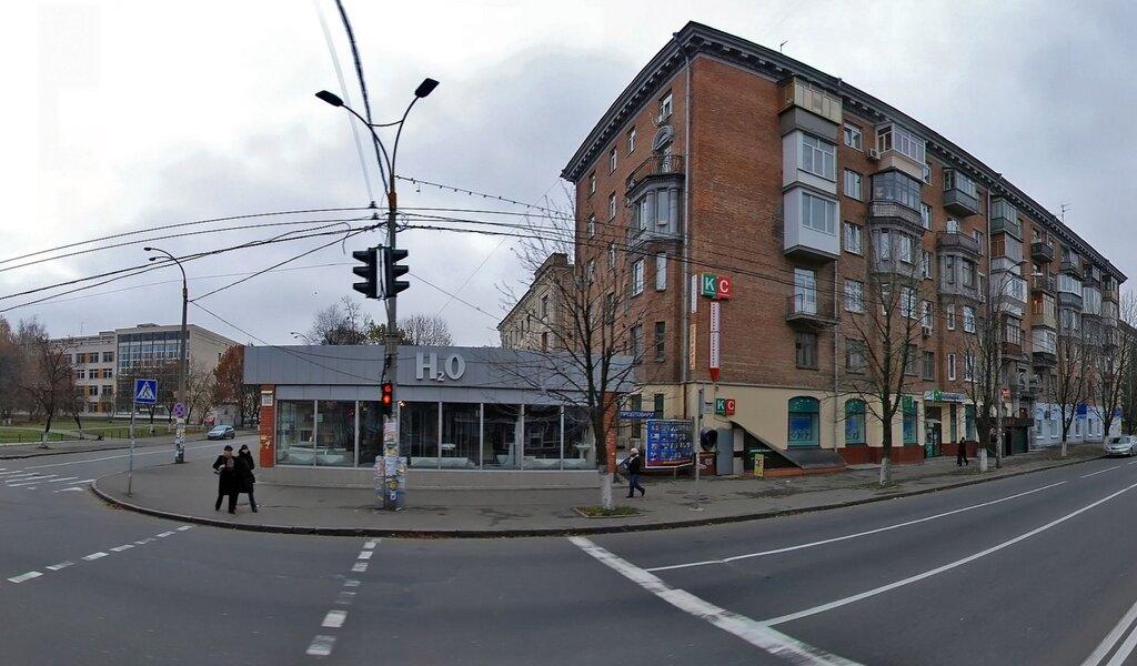 Панорама книгарня — Книгарня Є — Київ, фото №1