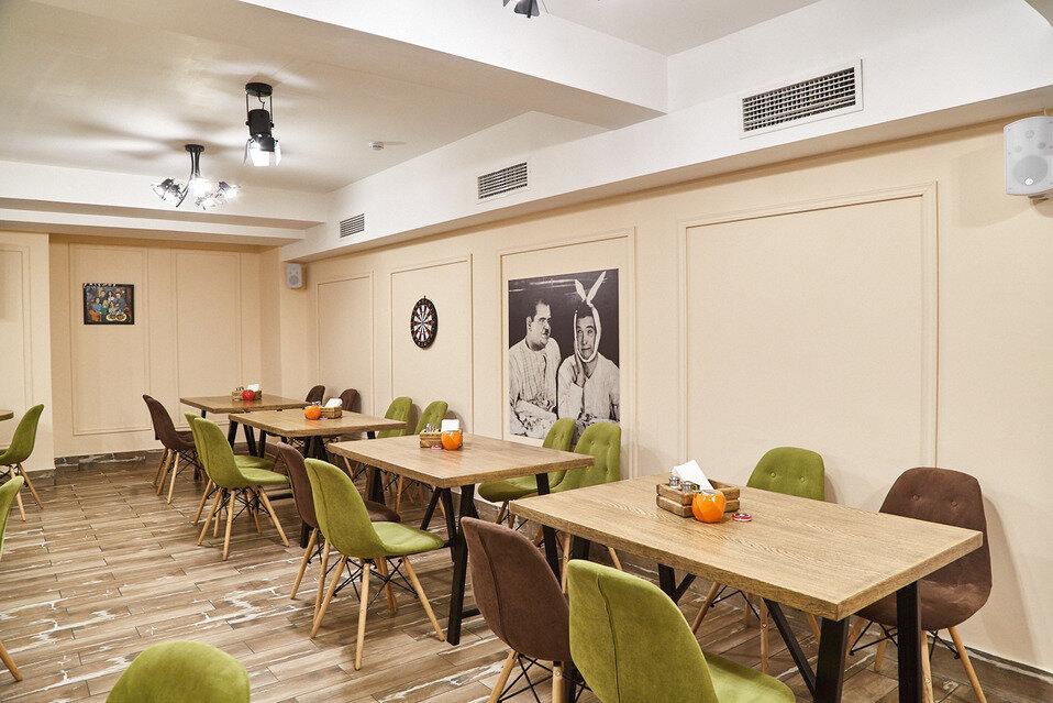 кафе — Френдс в гостях у Моники Coffee and Kitchen — Москва, фото №9