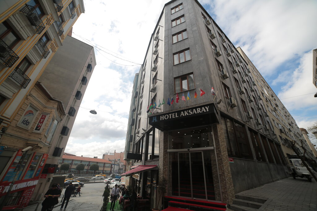 otel — Hotel Aksaray — Fatih, foto №%ccount%