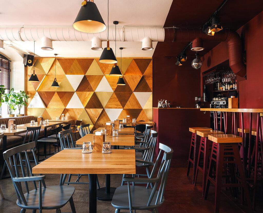 restaurant — Wong Kar Wine — Saint Petersburg, фото №9