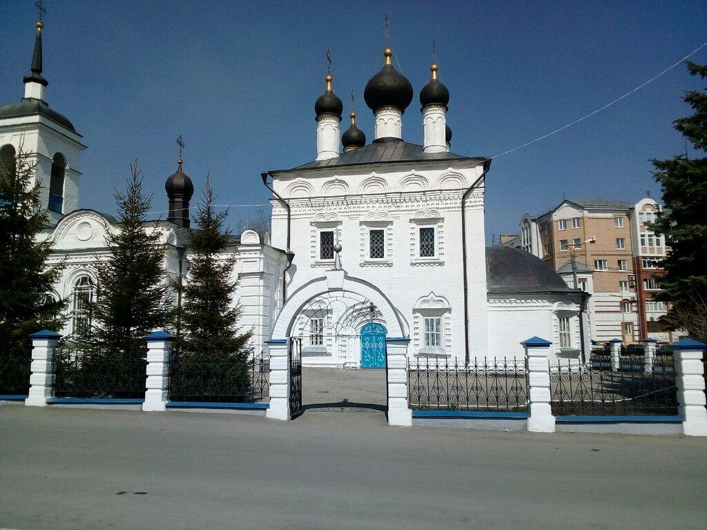 православный храм — Иоанно-Богословский Кафедральный собор — Саранск, фото №4