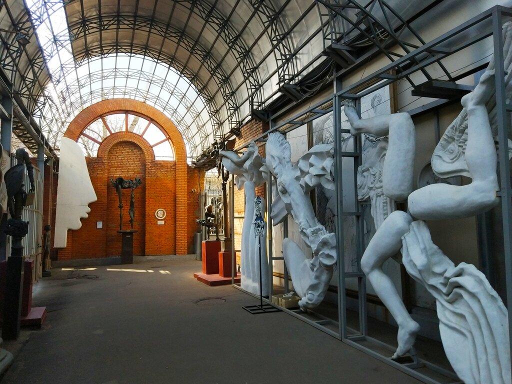 музей — Дом Бурганова — Москва, фото №1