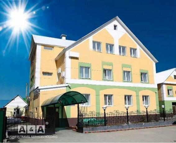Гостиница Сибирская