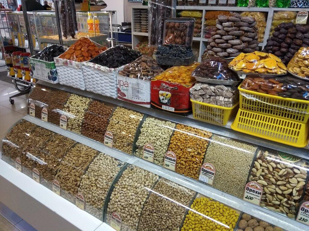 Магазин сухофруктов фото