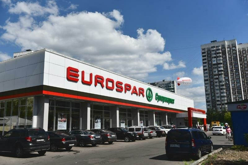 supermarket — Eurospar — Moscow, photo 1