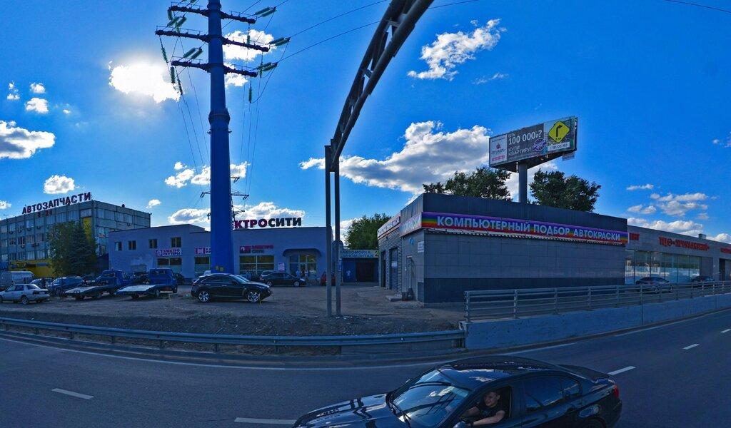 Панорама автосервис, автотехцентр — Бесплатная замена масла — Мытищи, фото №1