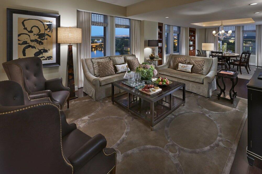 гостиница — Mandarin Oriental Washington Dc — City of Washington, фото №9