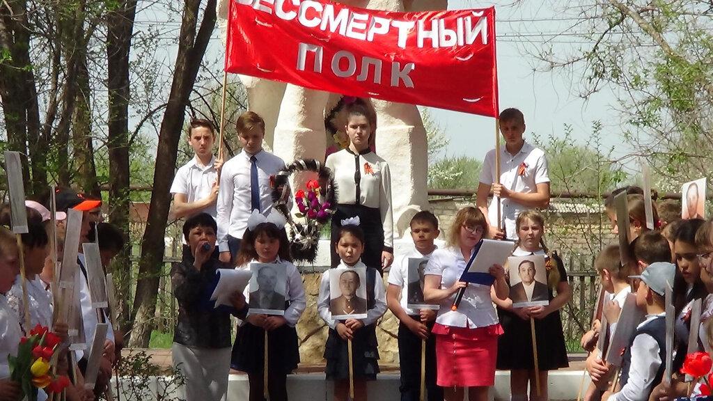 Первомайское на фото краснокутский