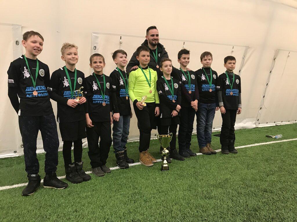 титан футбольный клуб москва