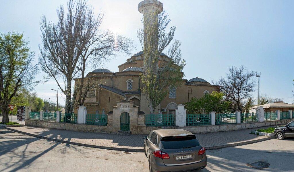 Панорама мечеть — Джума Хан-Джами — Евпатория, фото №1
