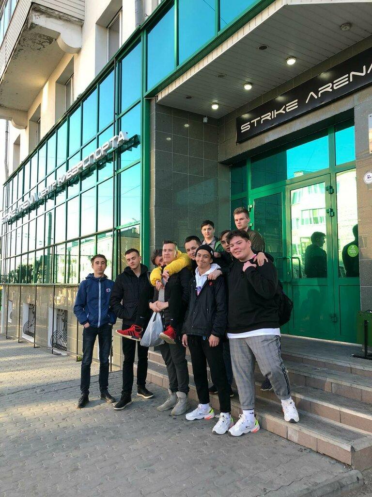 киберспорт — Strike Arena центр киберспорта — Чебоксары, фото №1
