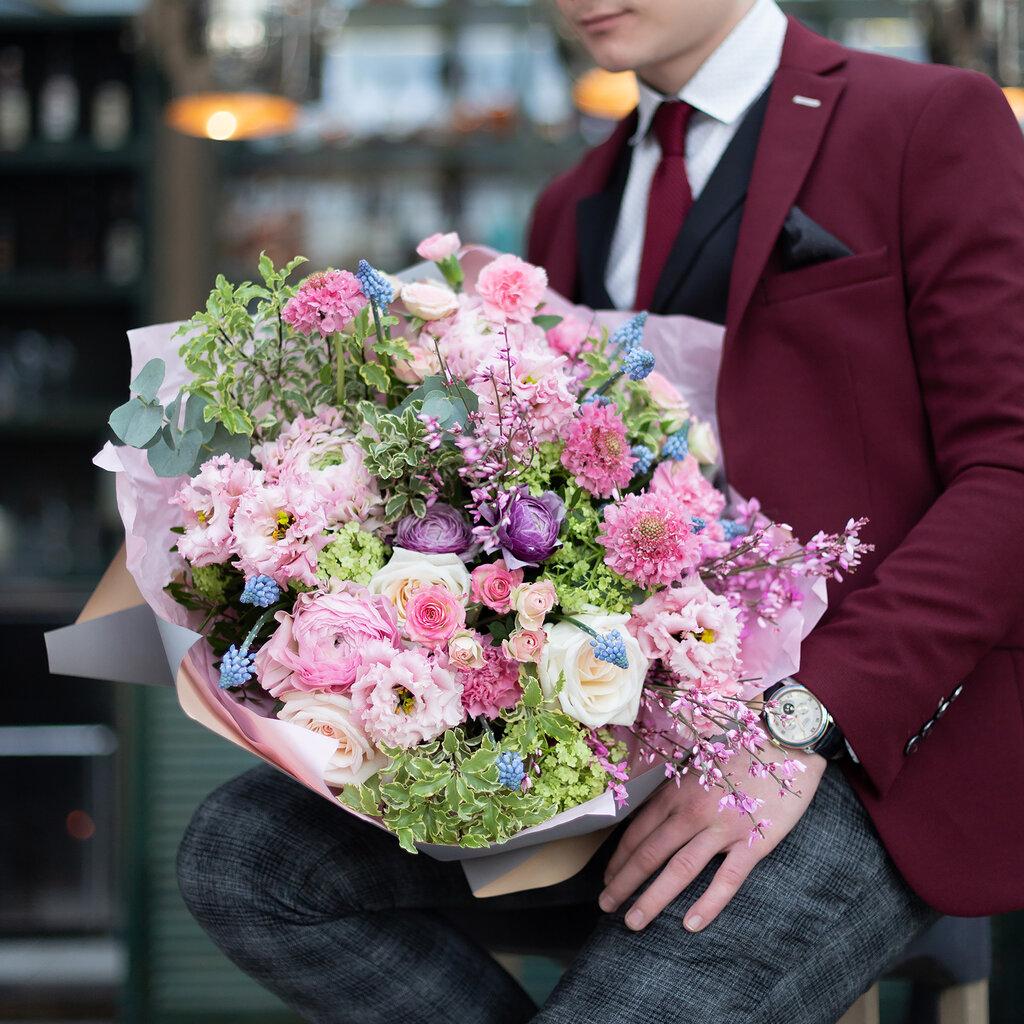 магазин цветов — Virgin's Bloom — Москва, фото №4