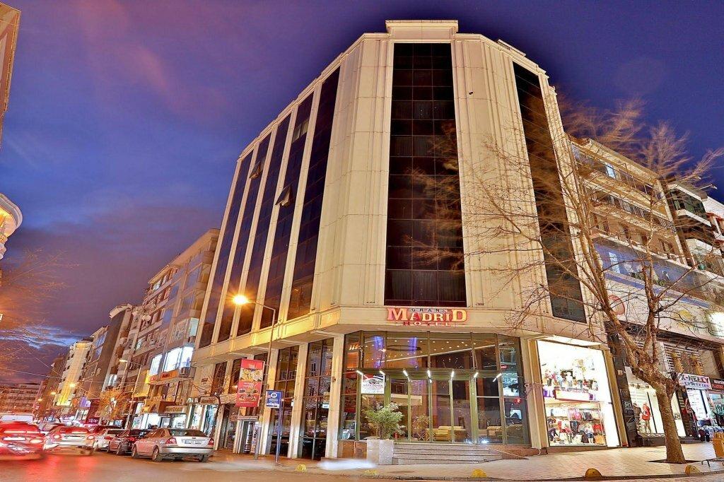 otel — Grand Madrid Hotel — Fatih, foto №%ccount%