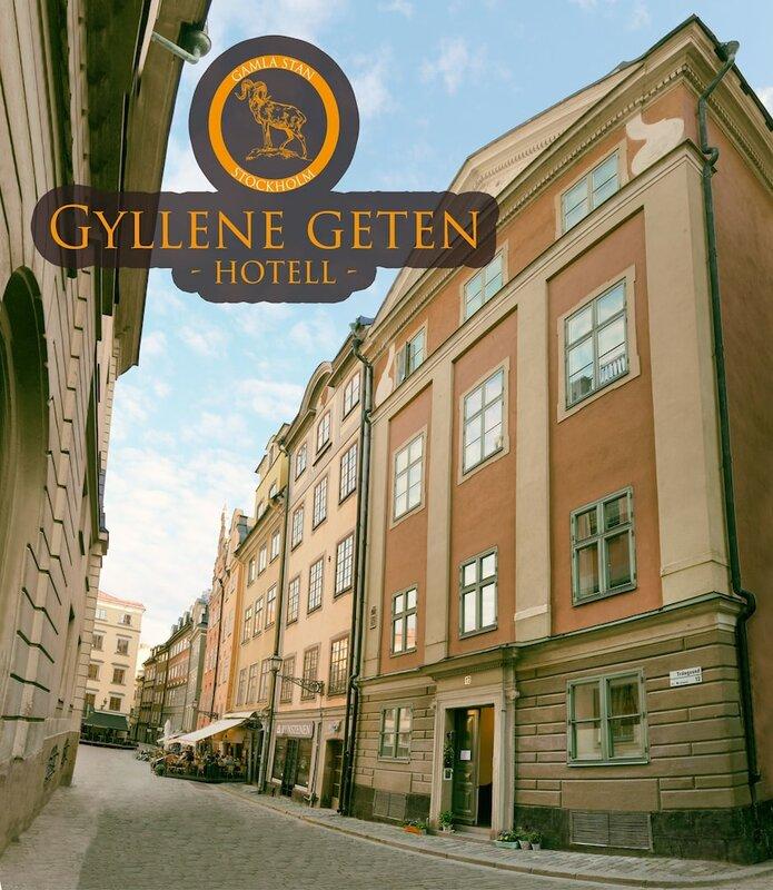 Hotell Den Gyllene Geten