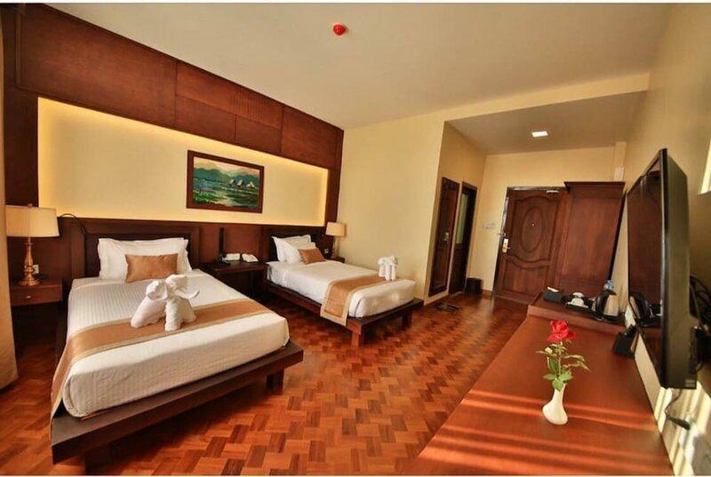 Thousand Island Hotel Inle