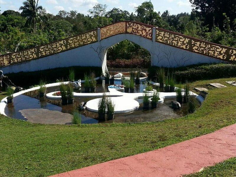 Titus Poison Garden