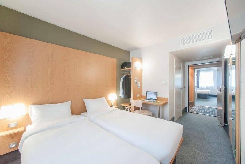 B&b Hotel Lyon Eurexpo Chassieu