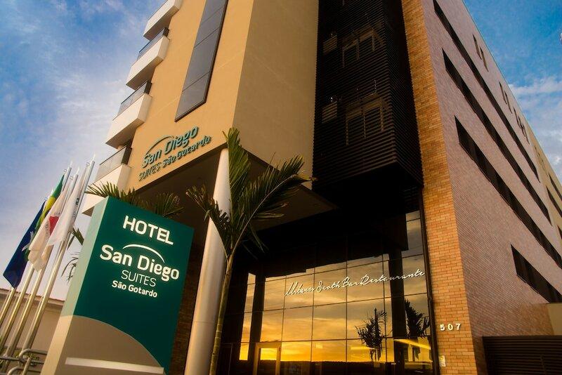 Hotel San Diego Suítes