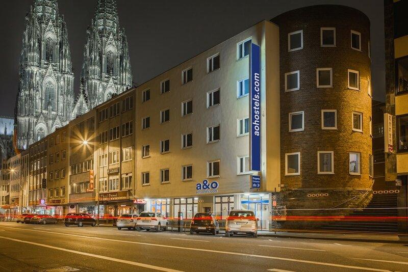 A&o Köln Hauptbahnhof