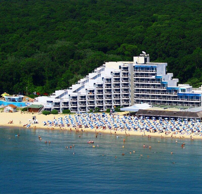 Отель Славуна