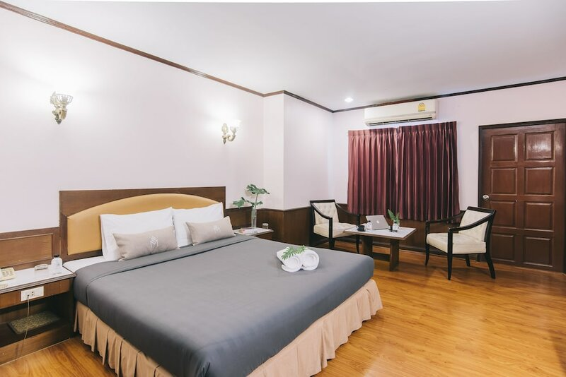Marine Yensabai Hotel Pattaya