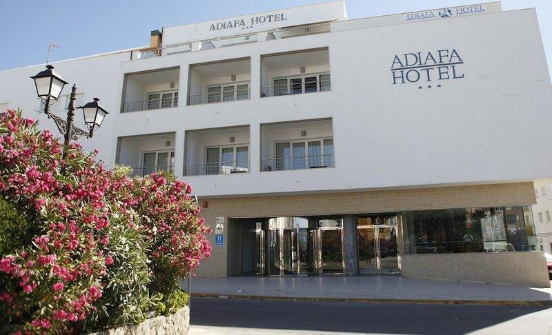 Adiafa Hotel