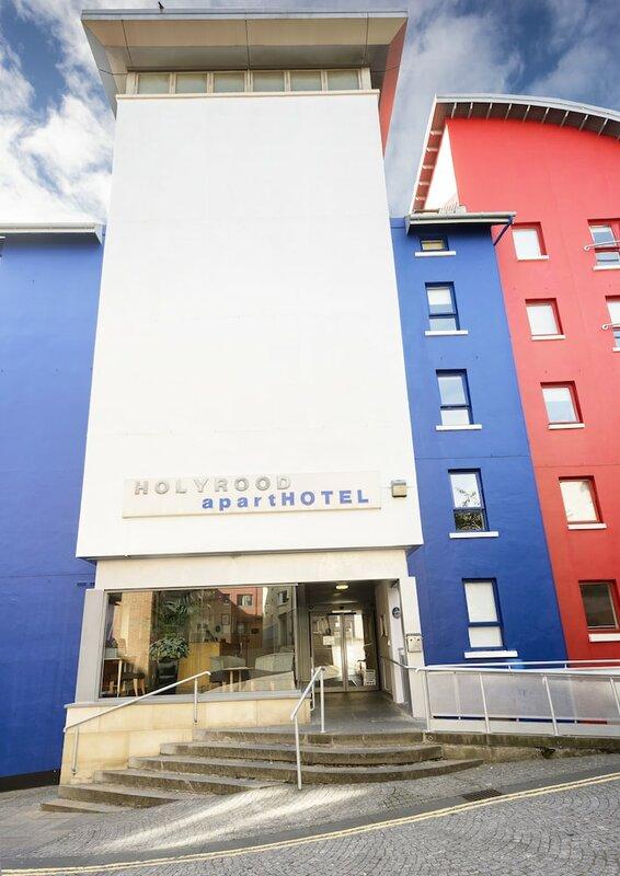Amazing Apartments - Holyrood Road