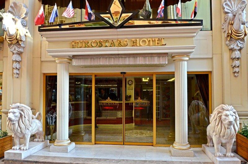 Euro Stars Hotel Old City