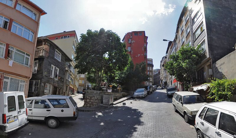 Galata Garden Home Cheap and Cozy Apartment