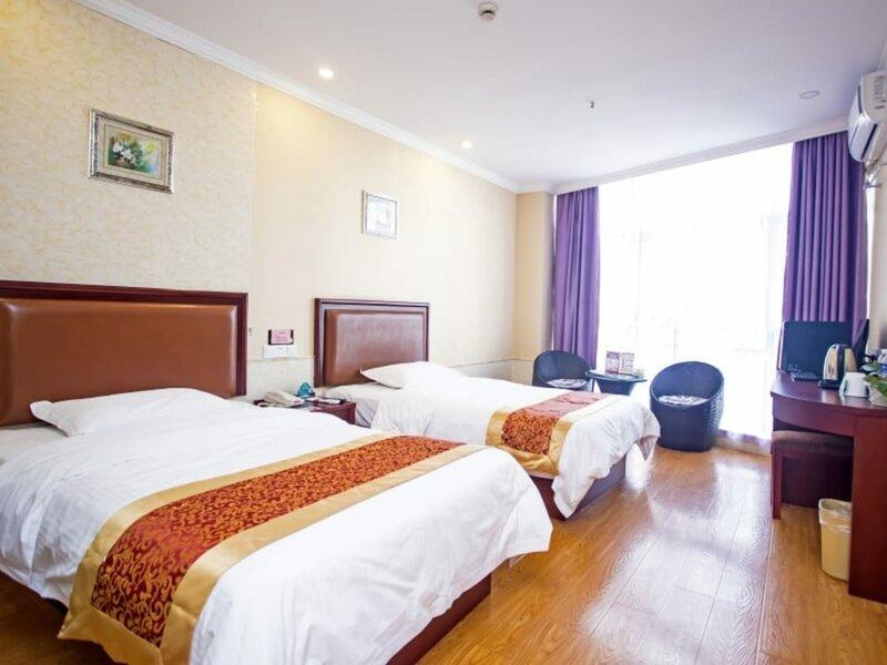 GreenTree Inn Shanghai Sheshan national tourist resort Express Hotel