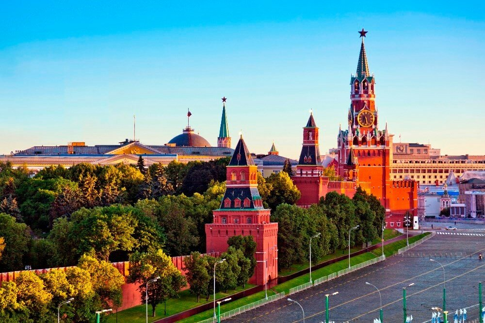 Картинки городов москва