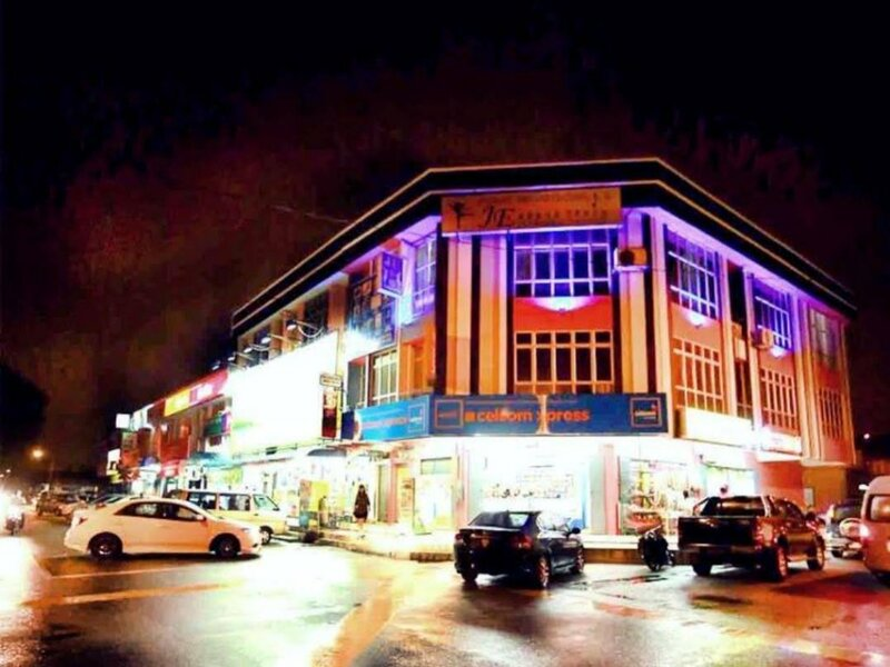 Langit-Langi Hotel @ Klia/klia2