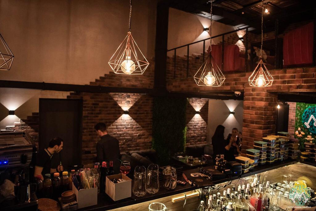 кальян-бар — Мята Lounge Павелецкая — Москва, фото №2
