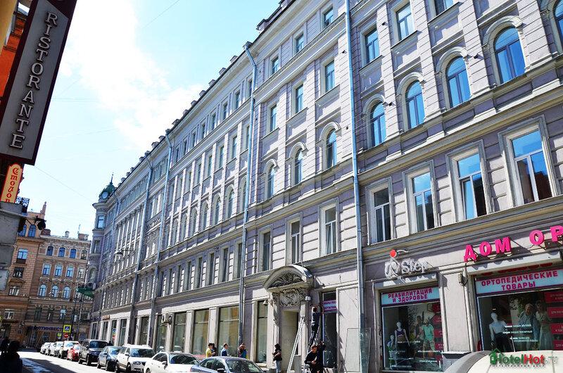 Хостел ХотелХот Гостиный дом на Невском