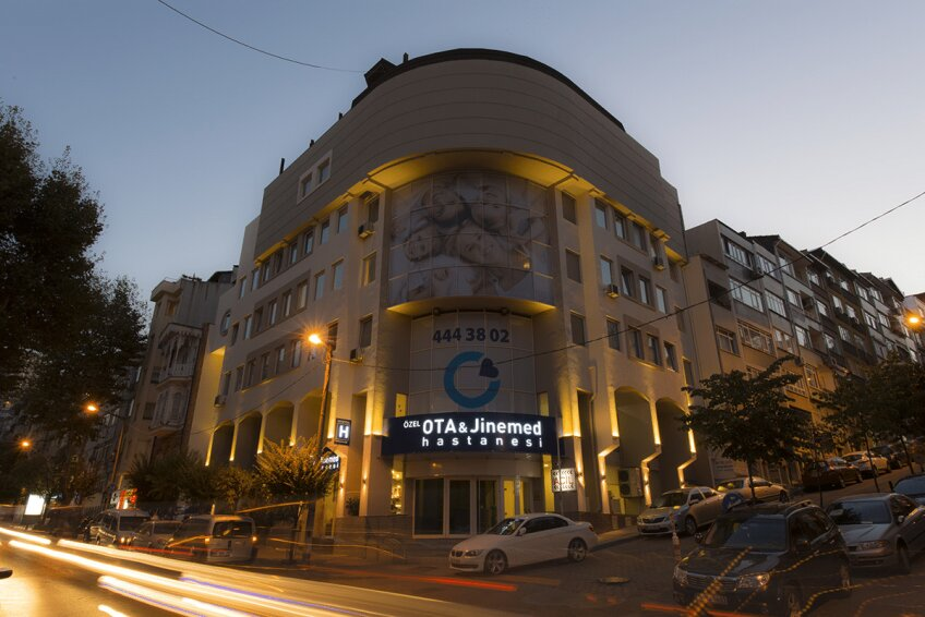 hospital — Ota & jinemed hospital — Besiktas, photo 1
