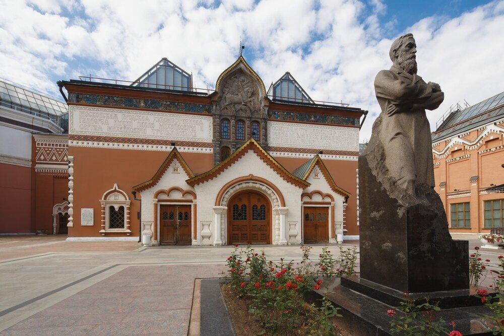 музей — Государственная Третьяковская галерея — Москва, фото №8