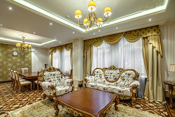 VIP Apartments Dipservice Hall