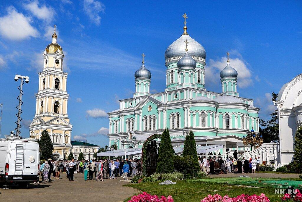 туристический клуб — Дивеево — Нижний Новгород, фото №1