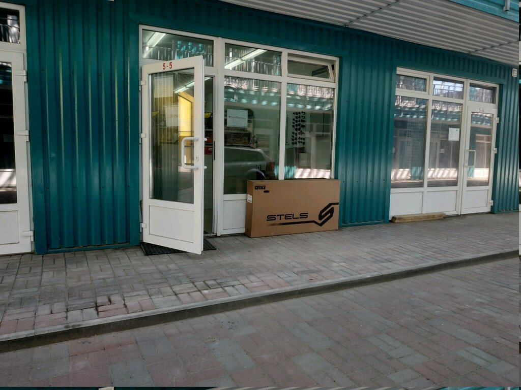 запчасти для мототехники — Эраунд Мото — Минская область, фото №1