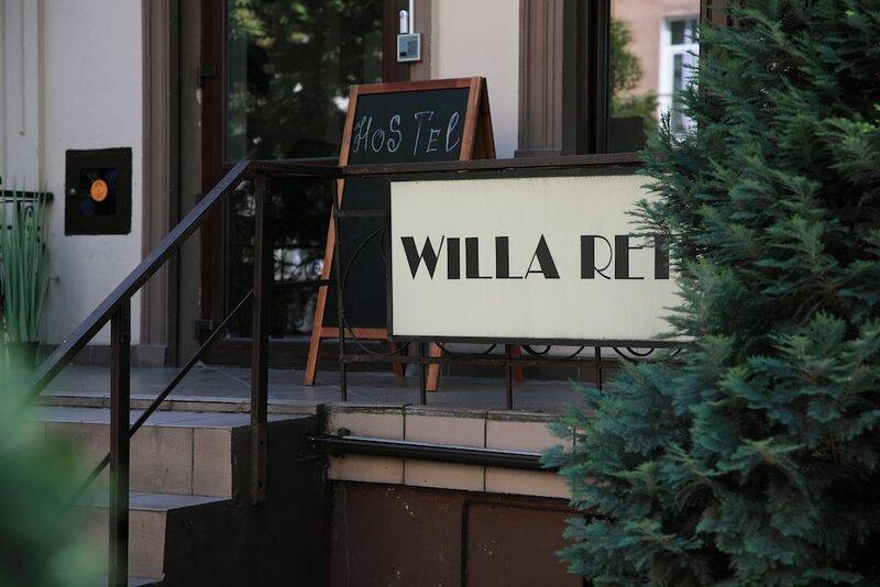 Willa Retro hostel