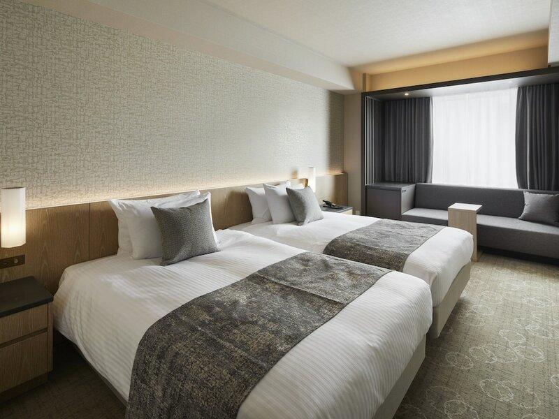 Hotel Jal City Sapporo Nakajimapark