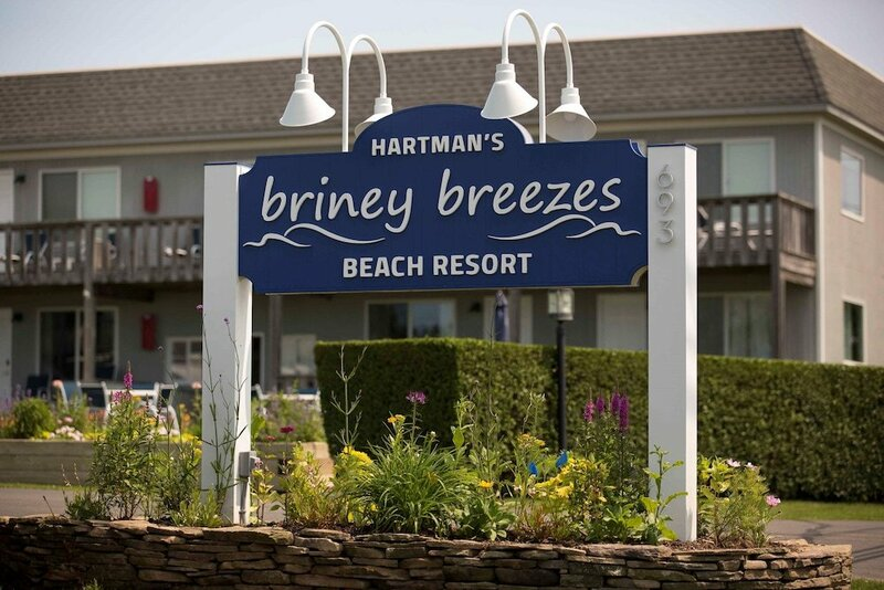 Hartmans' Briney Breezes Beach Resort