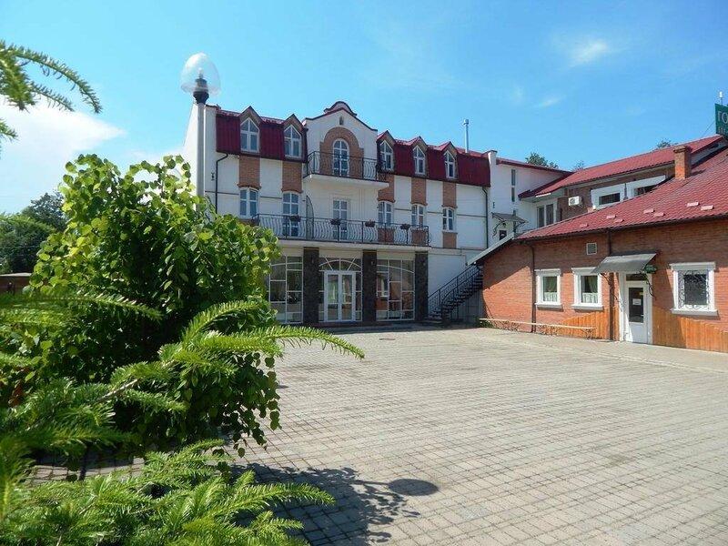 Отель Зелёный Клин