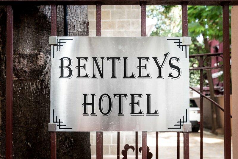 Bentleys Hotel Colaba