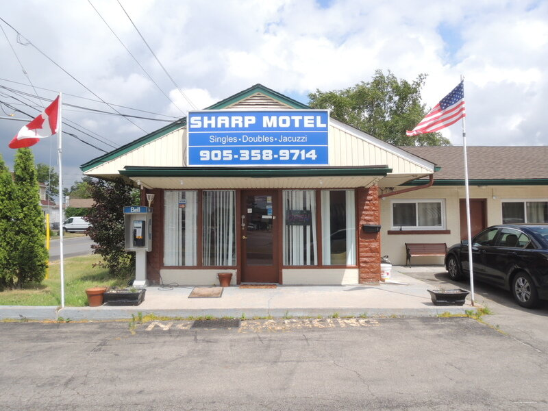Sharp Motel Niagara Falls City