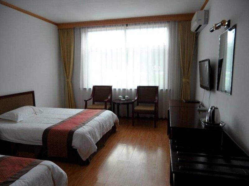 Changbai Mountain Baishan Hotel