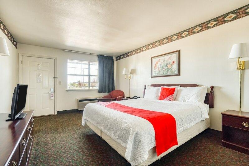 Oyo Hotel Wichita Falls I-44